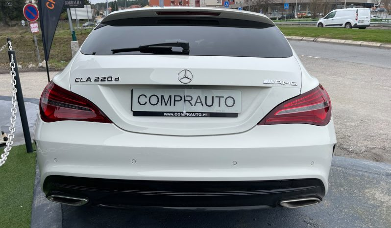 Mercedes CLA 220 completo